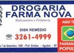 Drogaria-Farma-Nova