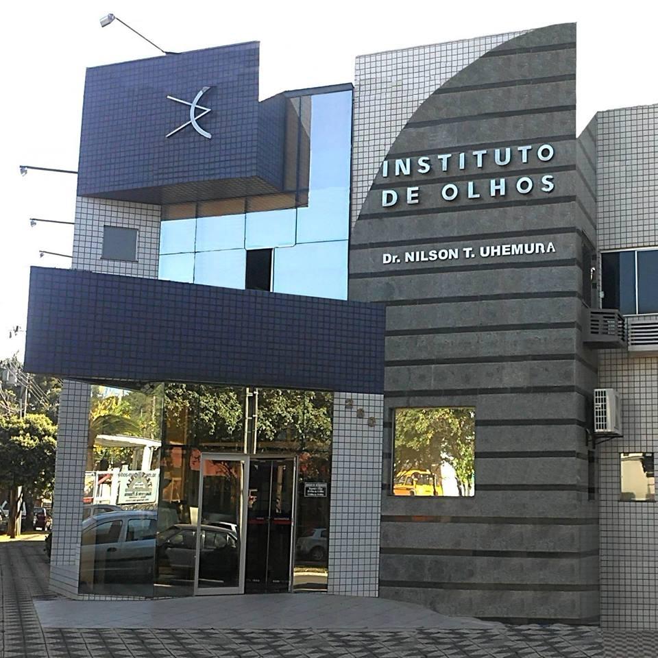 b2aa99e26 Clínica Instituto de Olhos em Maringá